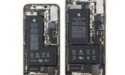 iFixit: iPhone XS и XS Max — почти точные копии iPhone X с ремонтопригодностью 6 из 10