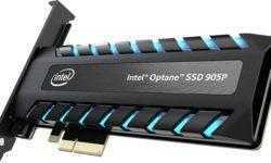 Intel представила самый вместительный накопитель Optane объёмом 1,5 Тбайт