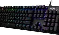 Механическая клавиатура HyperX Alloy FPS RGB стоит $110