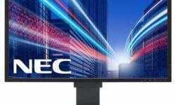 Мониторы NEC MultiSync EA271Q и P243W адресованы бизнес-пользователям