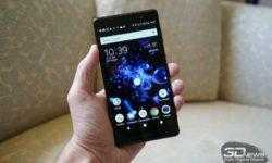 Новая статья: Обзор смартфона Sony Xperia XZ2 Premium: вишневый сад