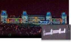 Приглашение на световое шоу и немного инсайда с будущей площадки «Круг света» в Москве
