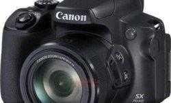 Рассекречен суперзум Canon PowerShot SX70 HS