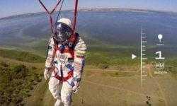 Российская компания предлагает отправлять туристов в стратосферу
