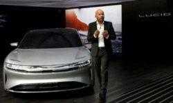 Саудовская Аравия инвестировала в конкурента Tesla более $1 млрд