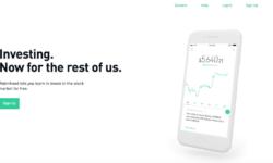 Сервис для торговли на бирже Robinhood обвинили в продаже данных о заявках пользователей высокочастотным трейдерам