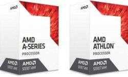 В сентябре AMD выпустит бюджетный процессор Athlon 200GE с графикой Vega