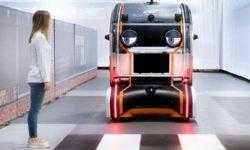 «Виртуальные глаза» Jaguar Land Rover позволят робомобилям взаимодействовать с пешеходами