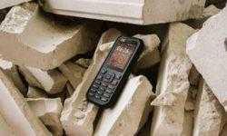 «Внедорожный» телефон Cat B35 поддерживает сети LTE