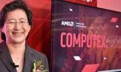 Акции AMD обвалились после сведений о слабых продажах GPU