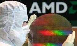 AMD наращивает квартальную выручку и прибыль