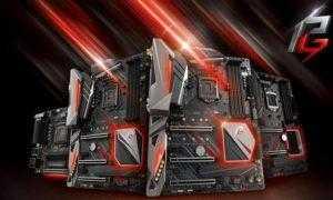 ASRock официально представила материнские платы на чипсете Intel Z390