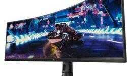 ASUS ROG Strix XG49VQ: гигантский монитор для игровых систем