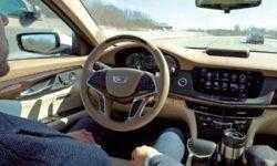 Cadillac опередил Tesla в тесте системы полуавтоматического управления вождением