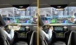 Continental создала передовой дисплей Head-Up с технологией дополненной реальности