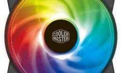 Cooler Master представила вентиляторы MasterFan MF-R A-RGB с улучшенной подсветкой