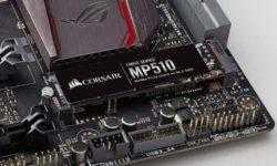 Corsair Force MP510: быстрые SSD-накопители для игровых систем