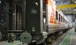 Эволюция вагона железной дороги