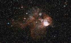 Фото дня: «Череп и Кости» в космическом масштабе