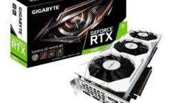 GIGABYTE готовит видеокарту GeForce RTX 2080 Gaming OC White в белом исполнении