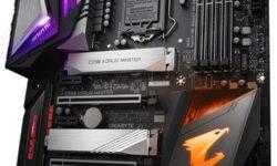 Gigabyte представила платы серий Aorus и Gaming на чипсете Z390