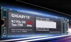 GIGABYTE раскрыла характеристики накопителей M.2 PCIe SSD