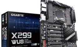 GIGABYTE X299-WU8: материнская плата без излишеств для рабочих станций