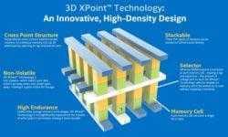 Intel отказывается от совместного производства памяти 3D XPoint с Micron