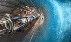 Китайский ускоритель частиц может разорвать ткань пространства-времени. Это правда?