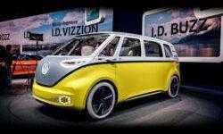 Концерн Volkswagen начал строительство крупного завода по выпуску электромобилей