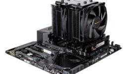 Кулер be quiet! Dark Rock Pro TR4 рассчитан на процессоры AMD Ryzen Threadripper