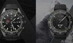 LG Watch W7: гибридные смарт-часы на базе Wear OS