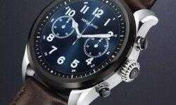 Montblanc Summit 2: смарт-часы на платформе Snapdragon Wear 3100