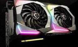 MSI готовит видеокарту GeForce RTX 2070 Gaming X