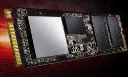 Накопители ADATA XPG SX8200 Pro SSD и Gammix S5 SSD имеют формат М.2 2280