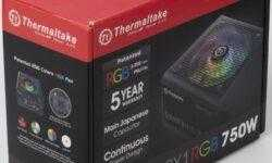 Новая статья: Блок питания Thermaltake Smart BX1 RGB 750W: разноцветная «бронза»