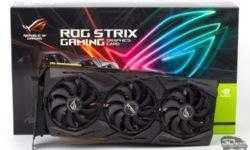 Новая статья: Обзор видеокарты ASUS ROG Strix GeForce RTX 2080 Ti OC: трехслотовый кулер для нового флагмана