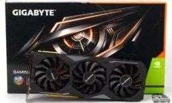 Новая статья: Обзор видеокарты Gigabyte GeForce RTX 2080 GAMING OC 8G