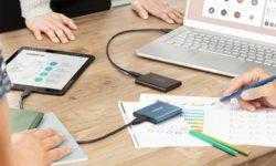 Новая статья: Обзор внешнего SSD-накопителя Samsung Portable SSD T5: карманный 850 EVO