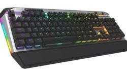 Patriot Viper V765: механическая клавиатура с RGB-подсветкой