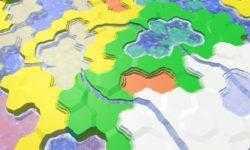 [Перевод] Карты из шестиугольников в Unity: вода, объекты рельефа и крепостные стены