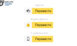 Прием платежей с карты без юр. лица на Яндекс.Деньги