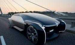 Renault EZ-Ultimo: роботизированная «гостиная на колёсах» премиум-класса