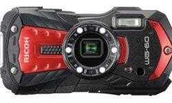Ricoh WG-60: защищённая фотокамера с поддержкой карт FlashAir Wi-Fi SD