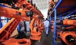 Рынок роботов замедлил рост из-за торговой войны