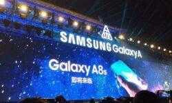Samsung выпустит смартфон Galaxy A8s с отверстием в дисплее