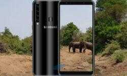 Смартфон Samsung с «четырёхглазой» камерой обрастает деталями