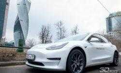 Tesla показала квартальную прибыль: поставки Model 3 превысили 56 тыс. экземпляров
