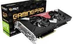 «Тройняшки» Palit GeForce RTX 2070, и начало продаж карт на TU106 в России