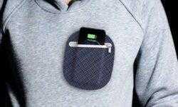 В Panasonic изобрели «электрокарман» для подзарядки гаджетов